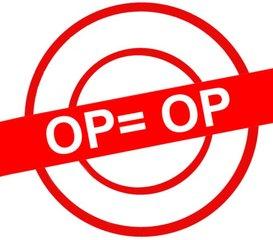 OP=OP !