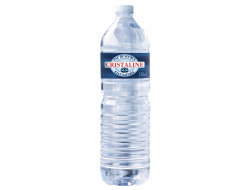 Cristaline Mineraalwater Blauw 6X1,5 Ltr