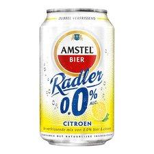Amstel Radler Bier 0% 33 Cl