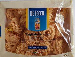 Dececco Tagliatelle All'Uovo Nr.304 - 500 Gr
