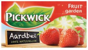 Pickwick Aardbei Thee 25x1,5 Gr