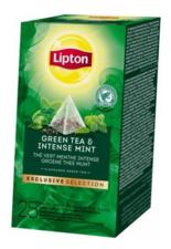 Lipton Exclusive Selection Tea Groene Munt 25 St