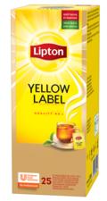 Lipton Feel Good  Yellow Label Tea 25x1,5 Gr