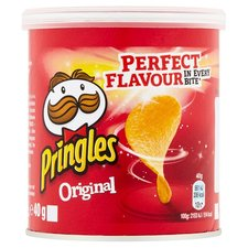 Pringles Original 40 Gr