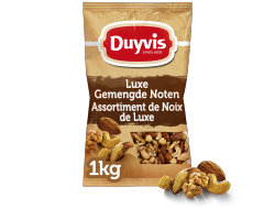Duyvis Mixed Nuts gezouten 1 Kg