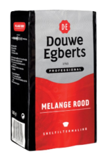 Douwe Egberts Koffie Roodmerk Snelfilter 500 Gr