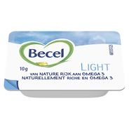Becel Margarine Light 38% 10 Gr
