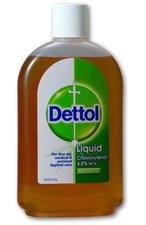 Dettol Concentraat voor Oplossing 0,5 Ltr