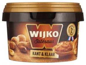 Wijko Satésaus Kant en Klaar 250 Gr
