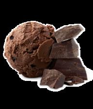 Roomijs Dark Chocolat Excellent 2,5 Ltr