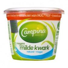Campina Magere Kwark Naturel 500 Gr