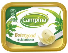 Campina Botergoud Kruidenboter 100 Gr