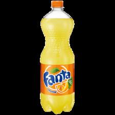 Fanta Orange 1 Ltr