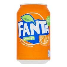 Fanta Orange 24X33 Cl