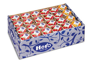 Hero Jamcup Assorti Basis 120x25 Gr
