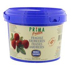Menz & Gasser Aardbeien Jam 3 Kg