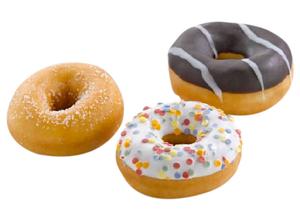 Mini Donuts Mix 9x30 gr