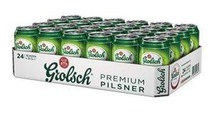 Grolsch Bier 24x33 Cl