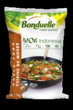 Bonduelle Wok Indonesia 2,5 Kg