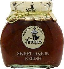 Mrs Bridges Sweet Onion Chutney