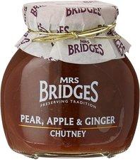Mrs Bridges Peer-Appel & Gember Chutney