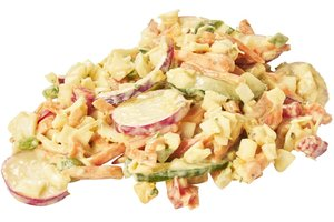 Barbecue Salade 1 Kg