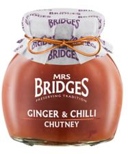 Mrs Bridges Chutney Chili