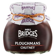 Mrs Bridges Chutney Ploughmans (groenten)