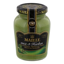 Maille Kruiden Mosterd  215 Gr
