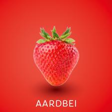 Aardbeien Sorbetijs Premium 2,5 Ltr