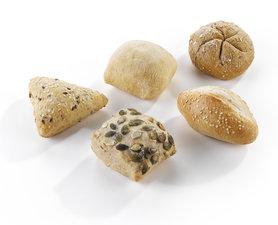 Mini Broodjes Assorti Prestige 20 St à 30 Gr