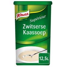 Knorr Zwitserse Kaassoep 1,25 Kg