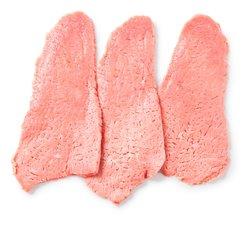 Kalfs Schnitzel Rosé Ca. 150 Gr