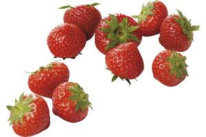 Aardbeien Middel 250 Gr