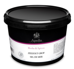 Apollo Zeezout Grof 2,5 kg