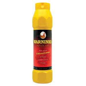 Warninks Advocaat Scharrelei 14% Knijpfles 70 Cl
