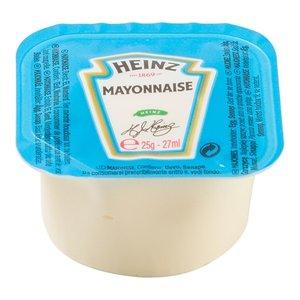 Heinz Mayonaise 100x25 Gr